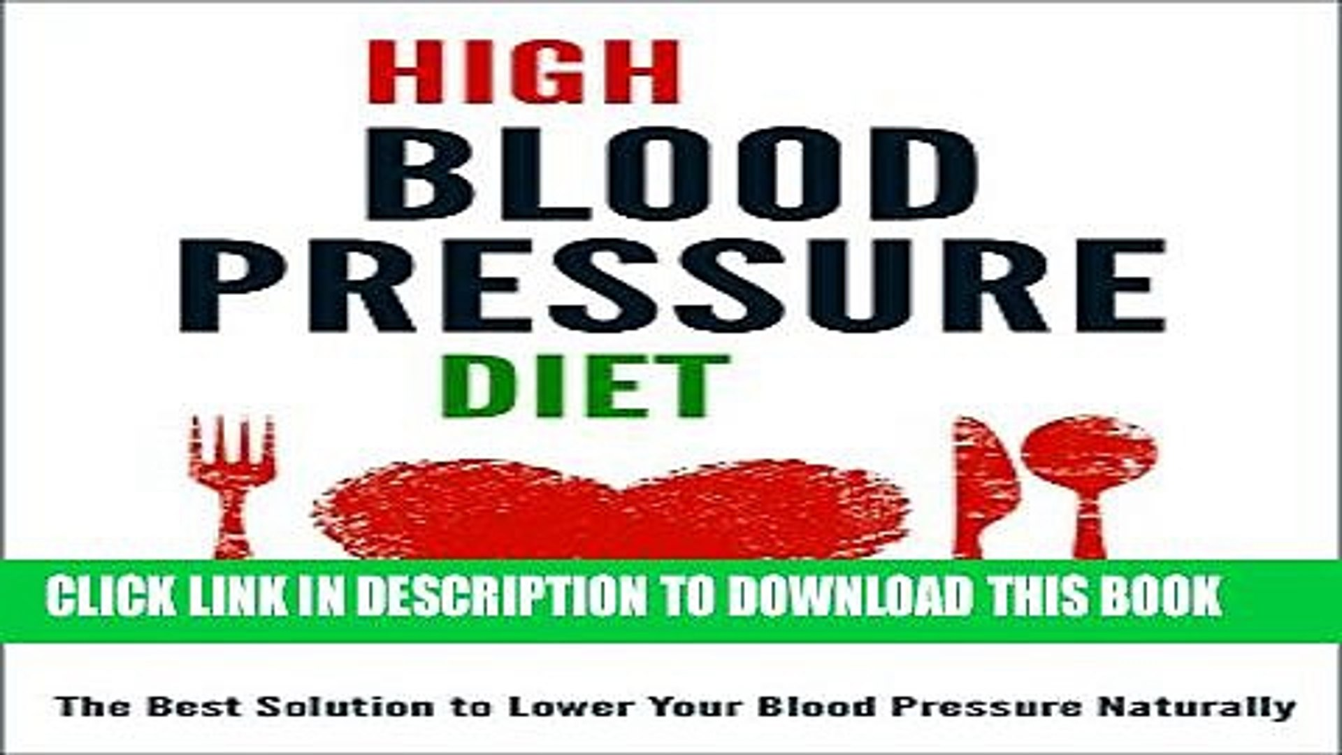 The Blood Pressure Solution Pdf