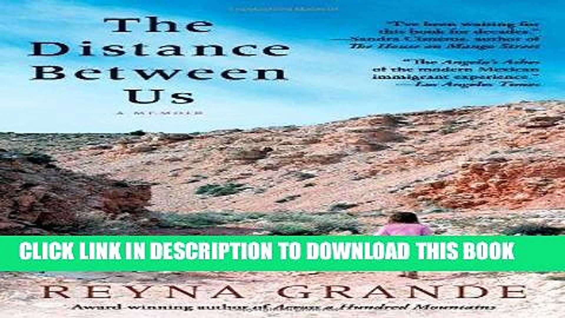 The Distance Between Us Reyna Grande Pdf