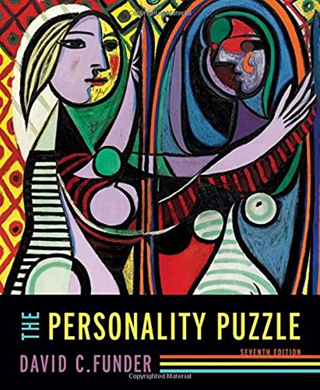 The Personality Puzzle 7th Edition Pdf Free