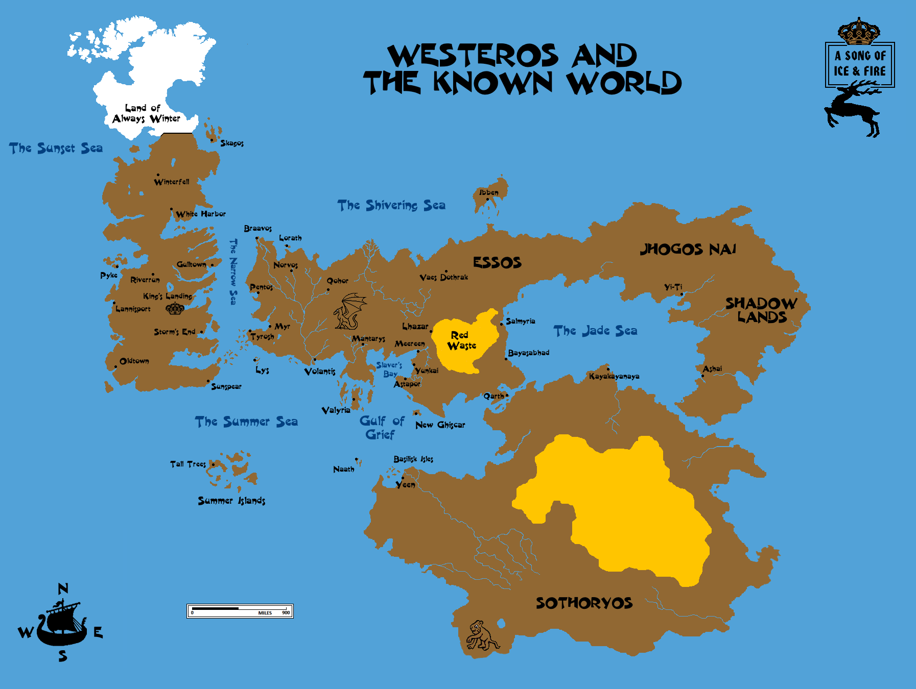 The World Of Ice And Fire Pdf Free