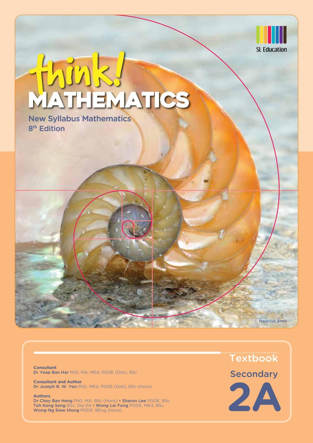 Thinking Mathematically 6th Edition Pdf Free