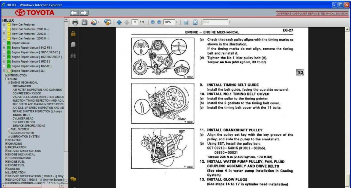 Toyota 2y Engine Repair Manual Pdf