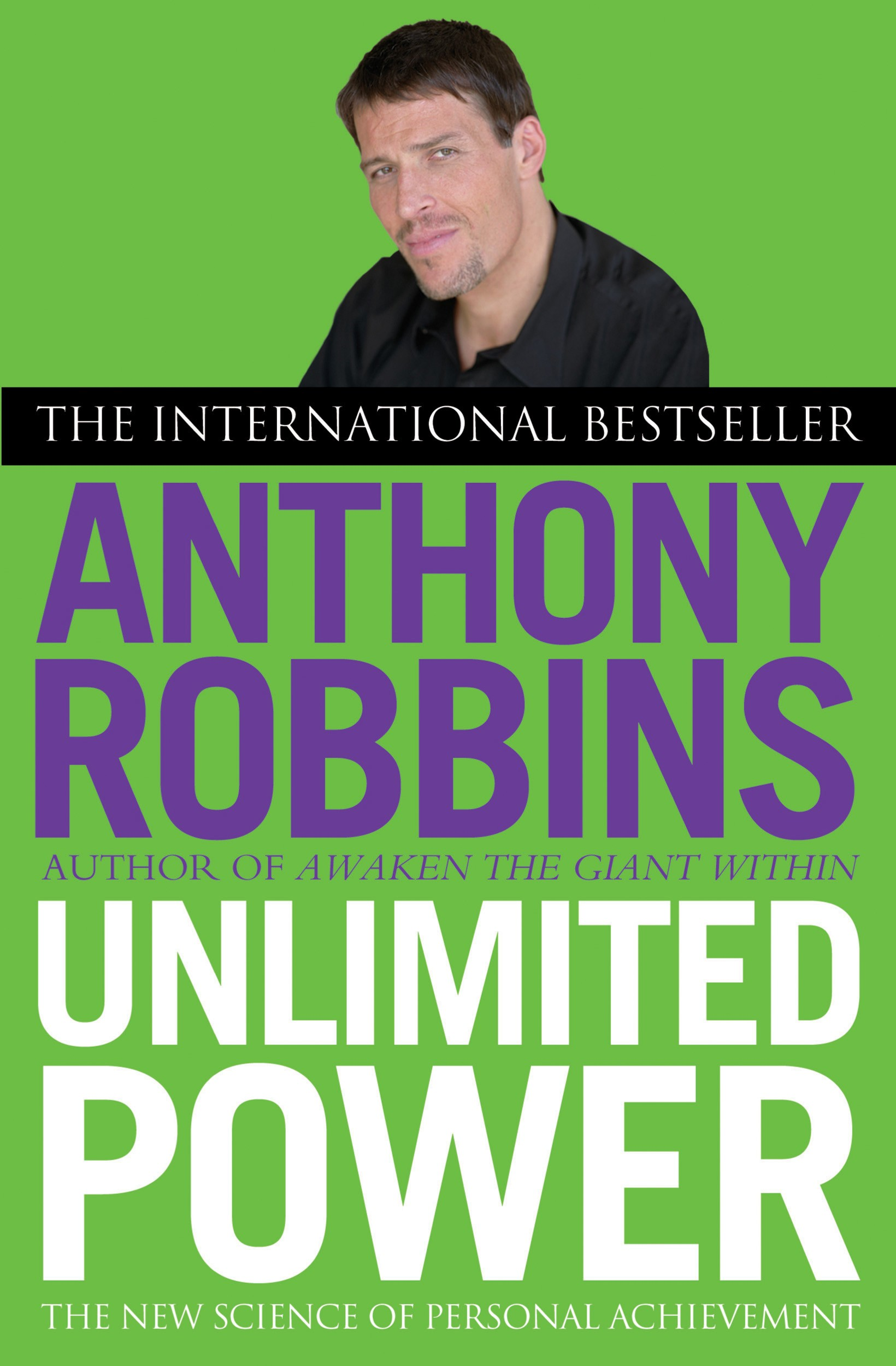 Unlimited Power Anthony Robbins Pdf