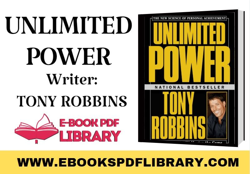 Unlimited Power Book Pdf
