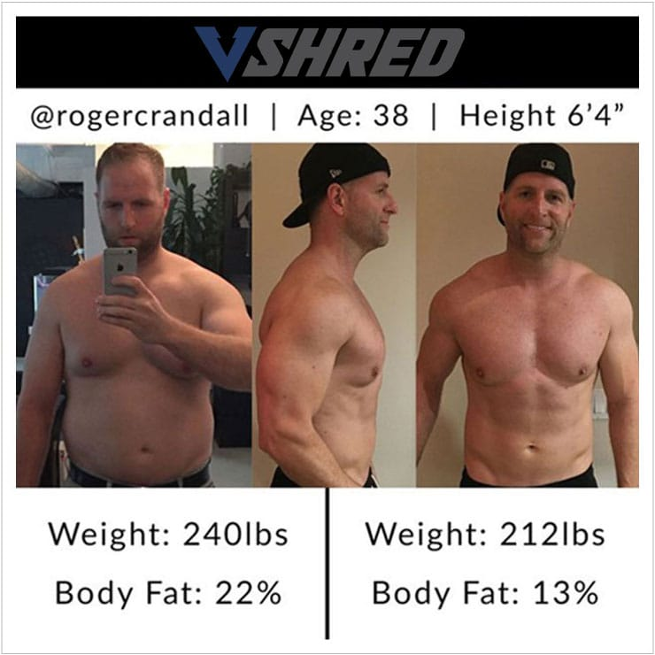 V Shred Fat Loss Extreme Pdf Download