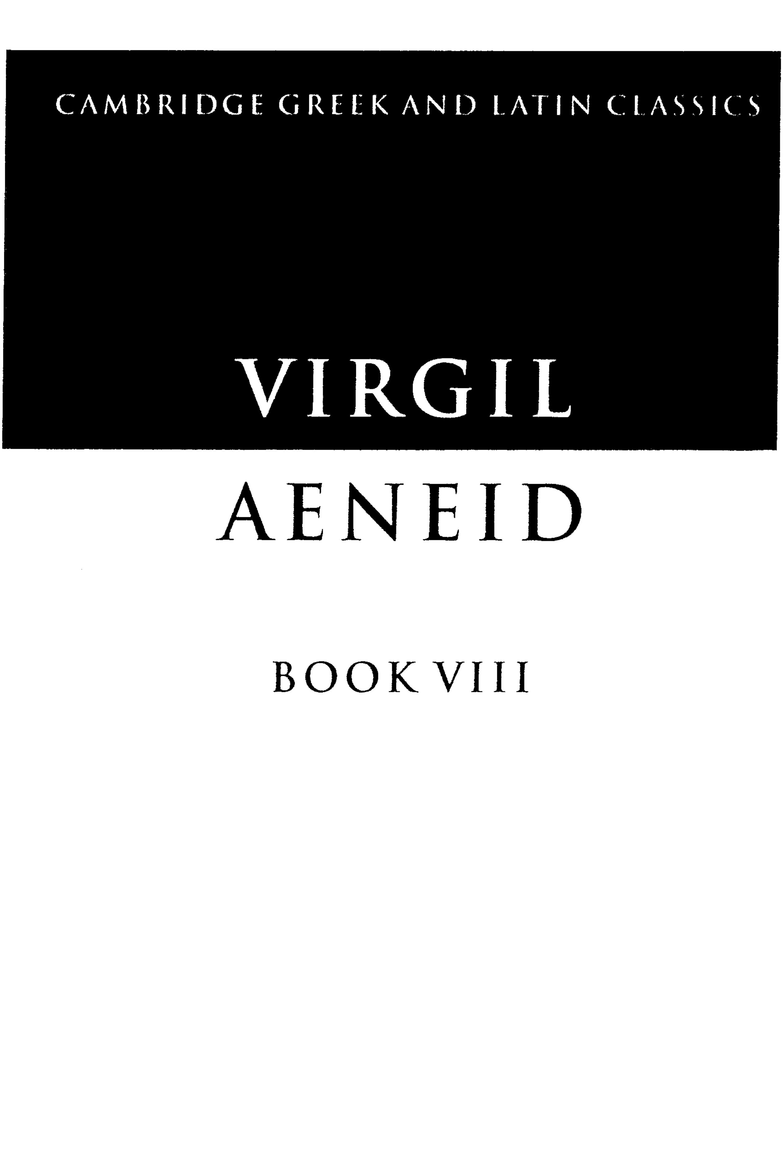 Virgil Aeneid Pdf Latin