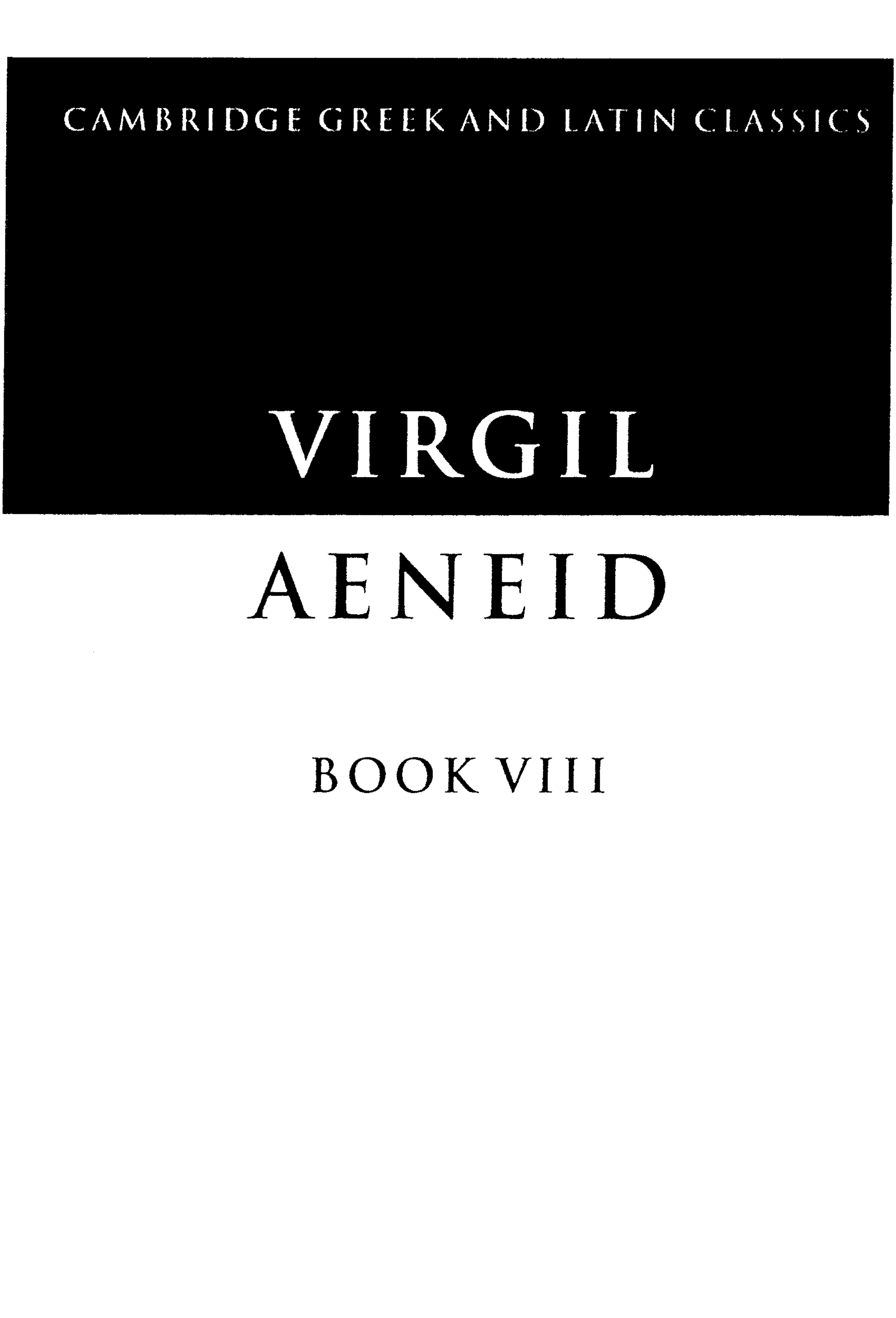 Virgil Aeneid Pdf
