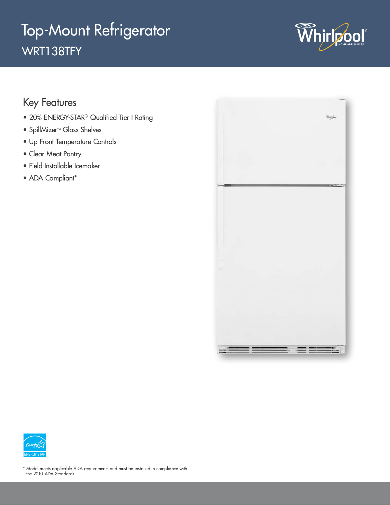 Whirlpool Refrigerator Manual Pdf
