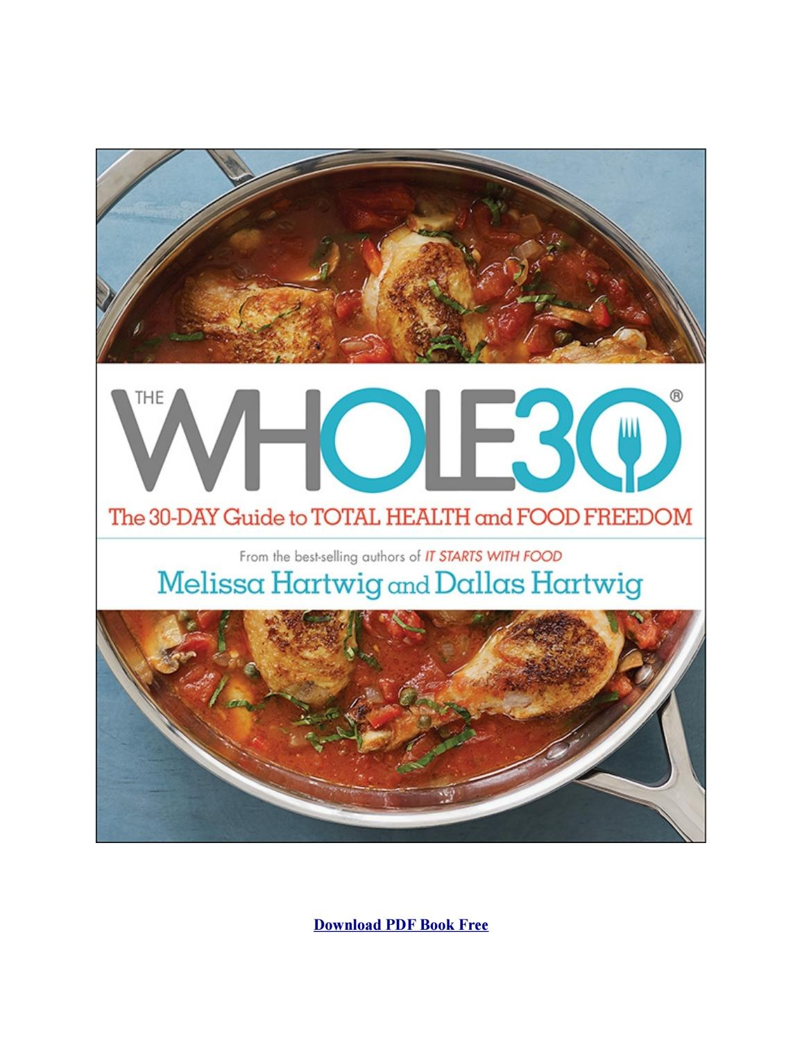 Whole30 Book Pdf Download