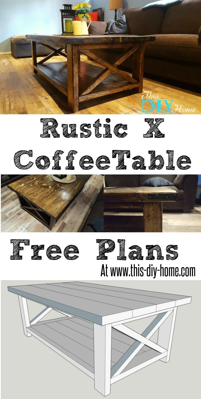 2×4 Furniture Plans Free Pdf