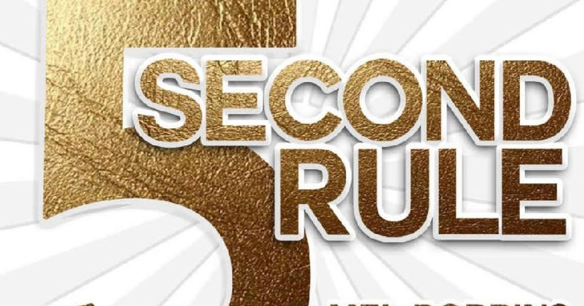 5 Second Rule Book Pdf Free Download