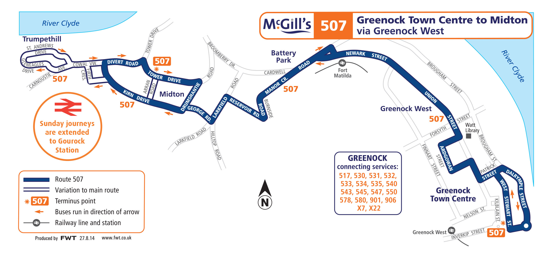507 Bus Schedule Pdf