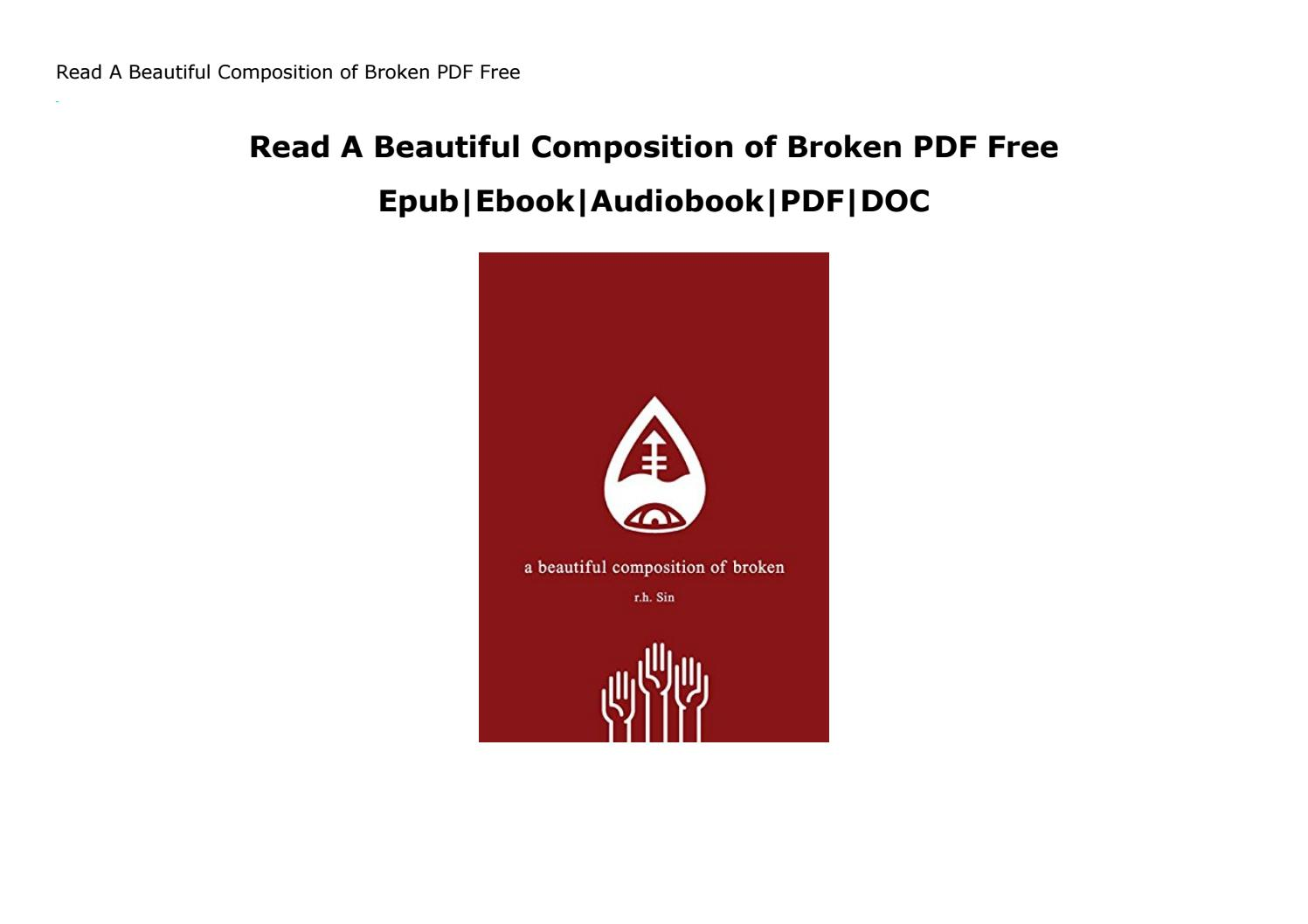 A Beautiful Composition Of Broken Pdf Free