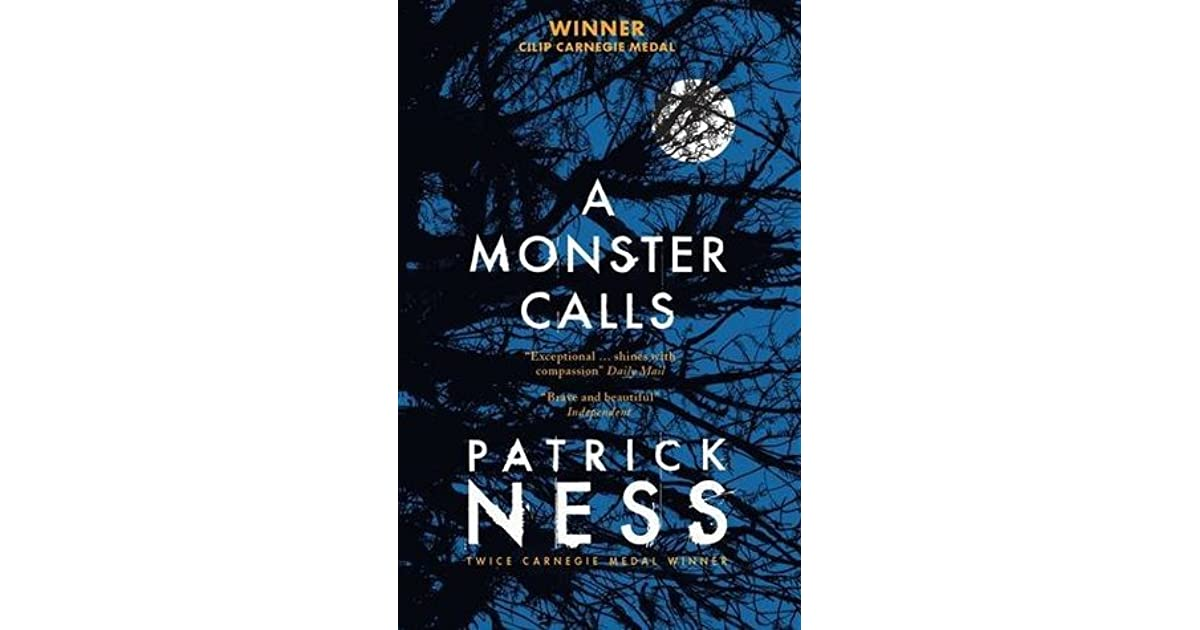 A Monster Calls Pdf Weebly
