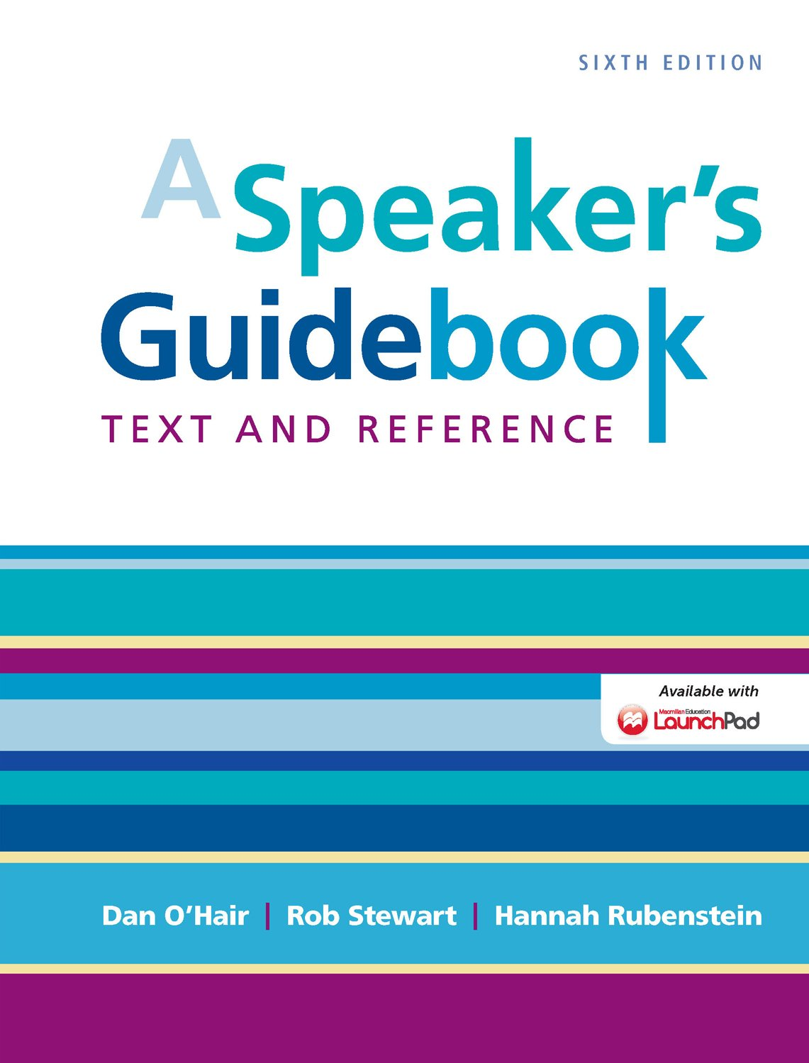 A Speakers Guidebook 6th Edition Pdf