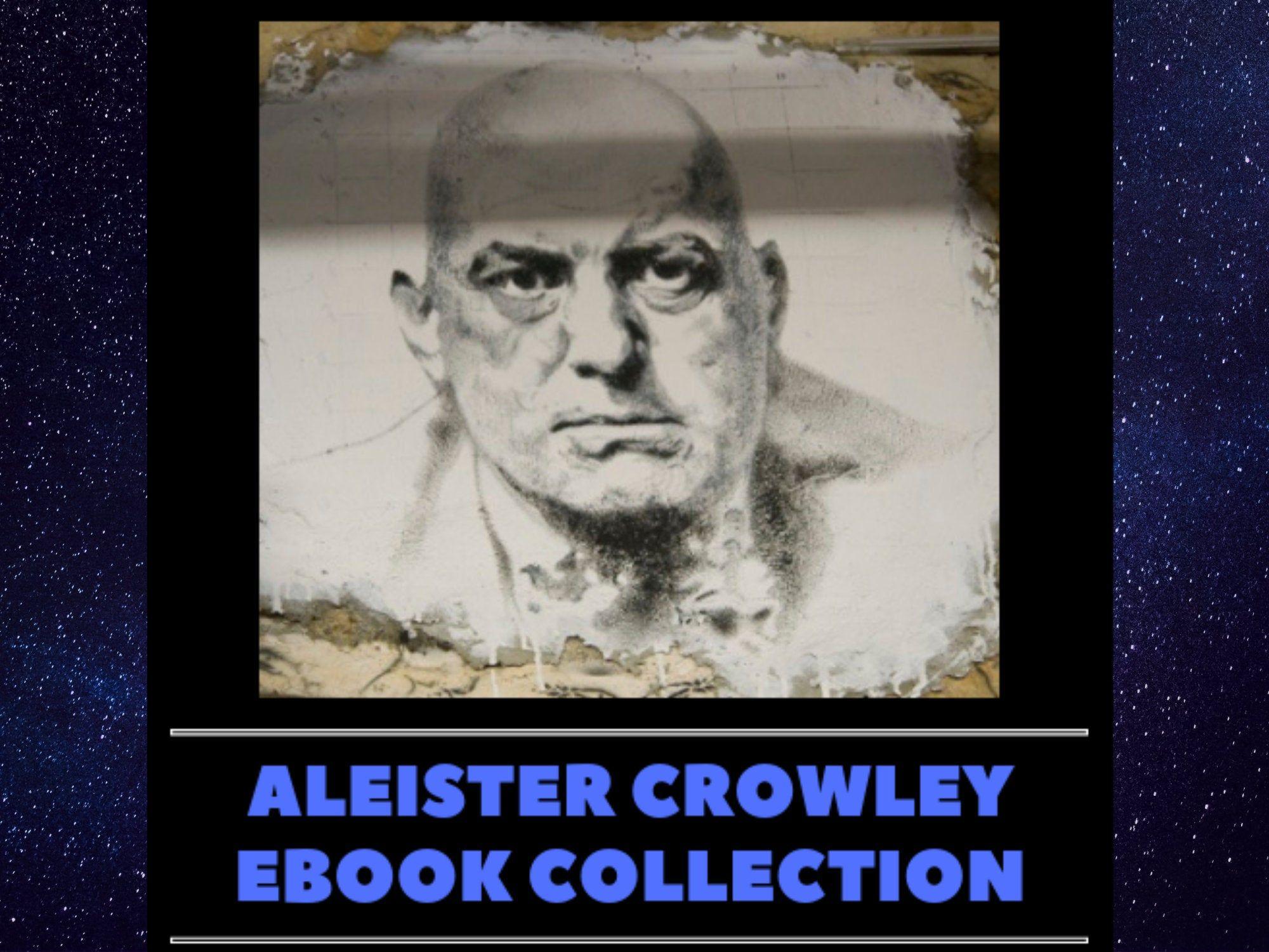 Aleister Crowley Books Pdf
