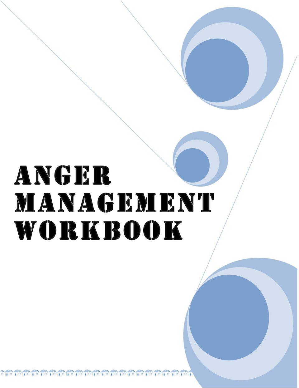 Anger Management Workbook Pdf Free