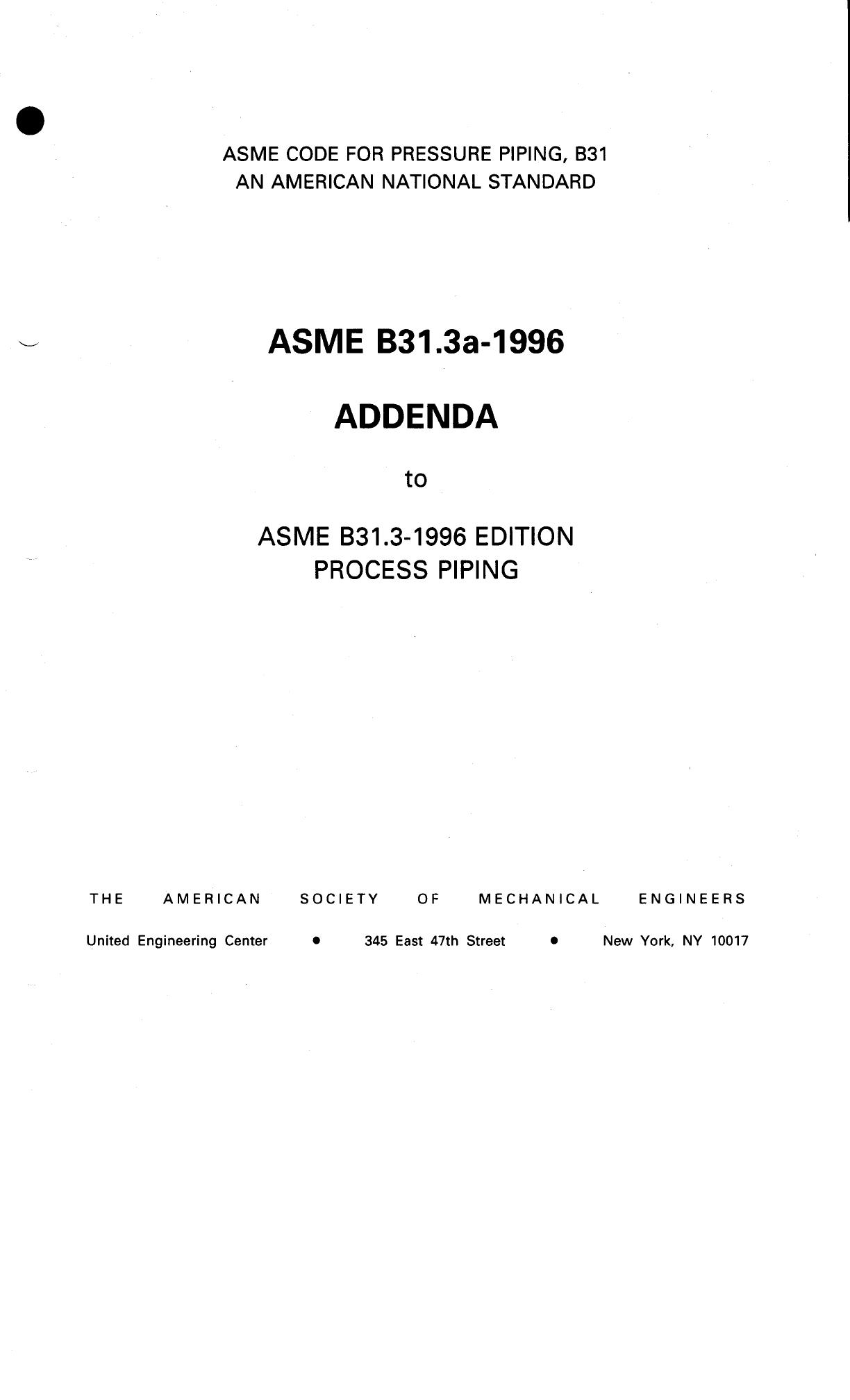 Asme B31 1 Pdf 2018