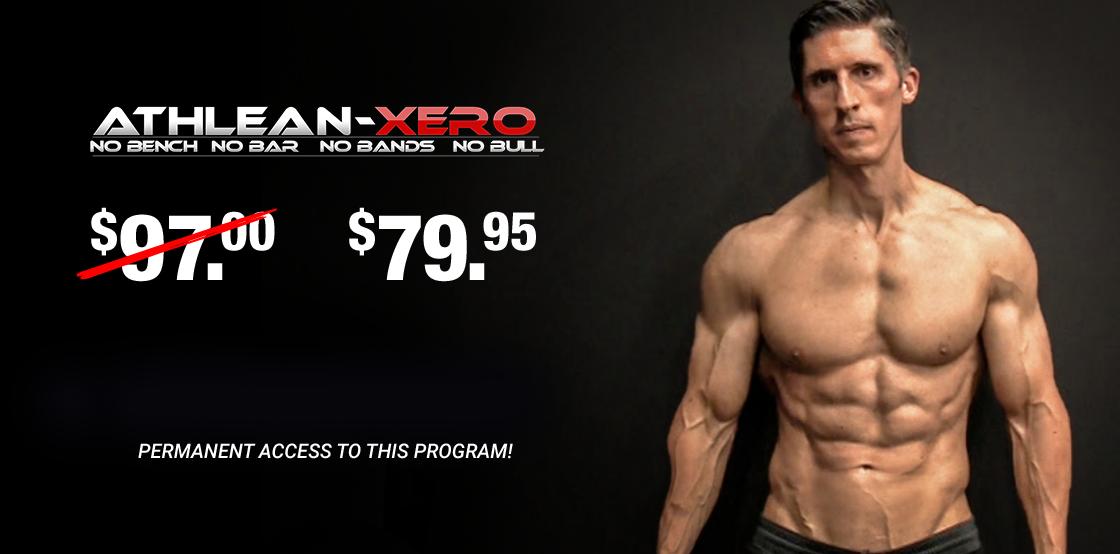 Athlean X Xero 2 Pdf