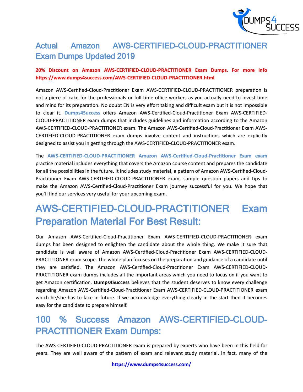 Aws Cloud Practitioner Cheat Sheet Pdf