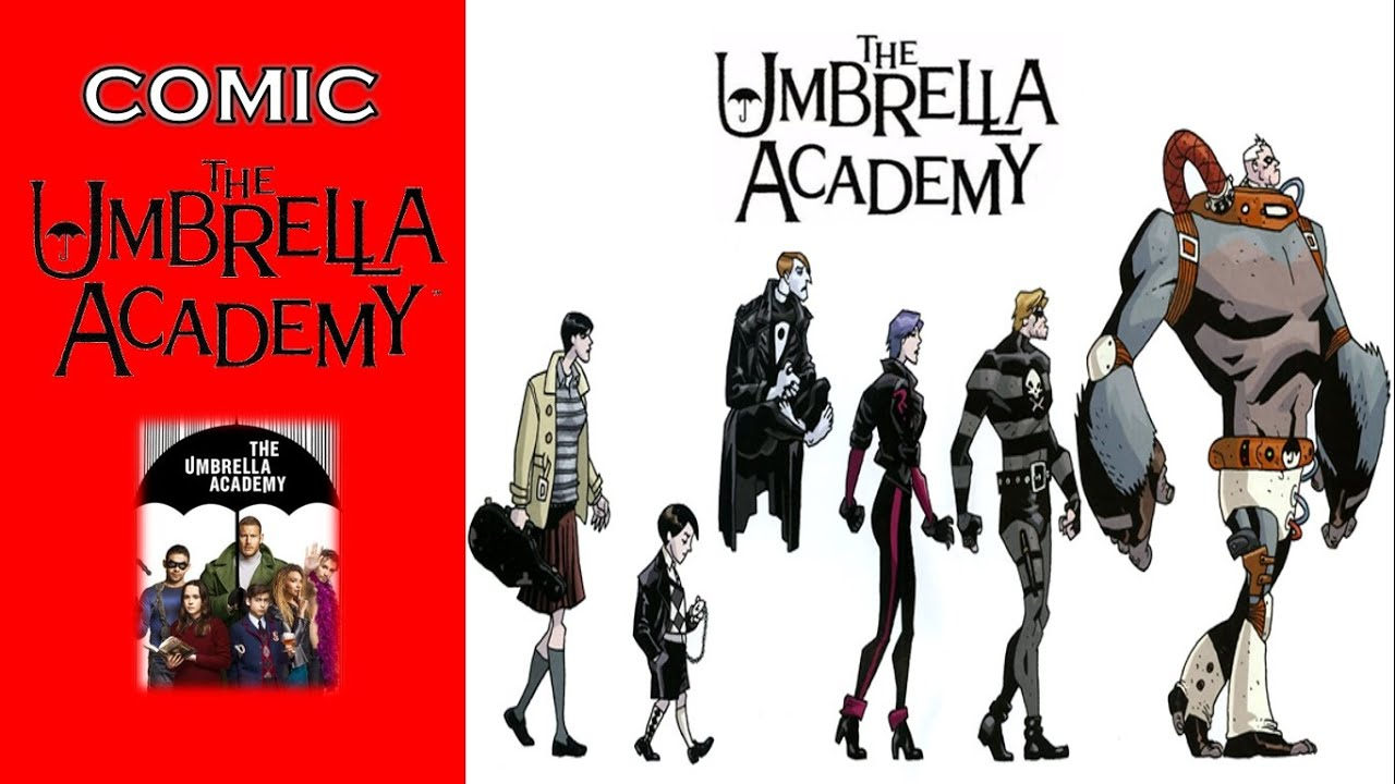 Comic De The Umbrella Academy Pdf