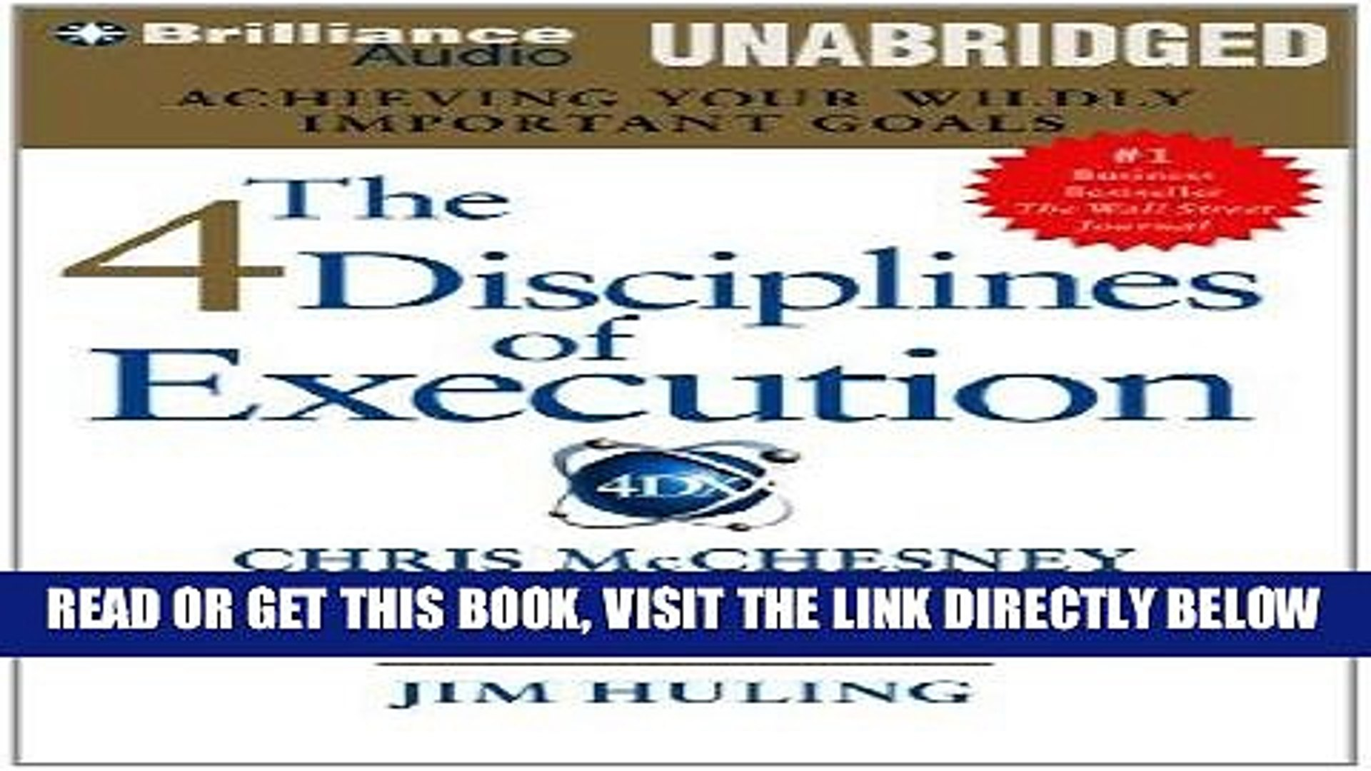 The 4 Disciplines Of Execution Pdf Download