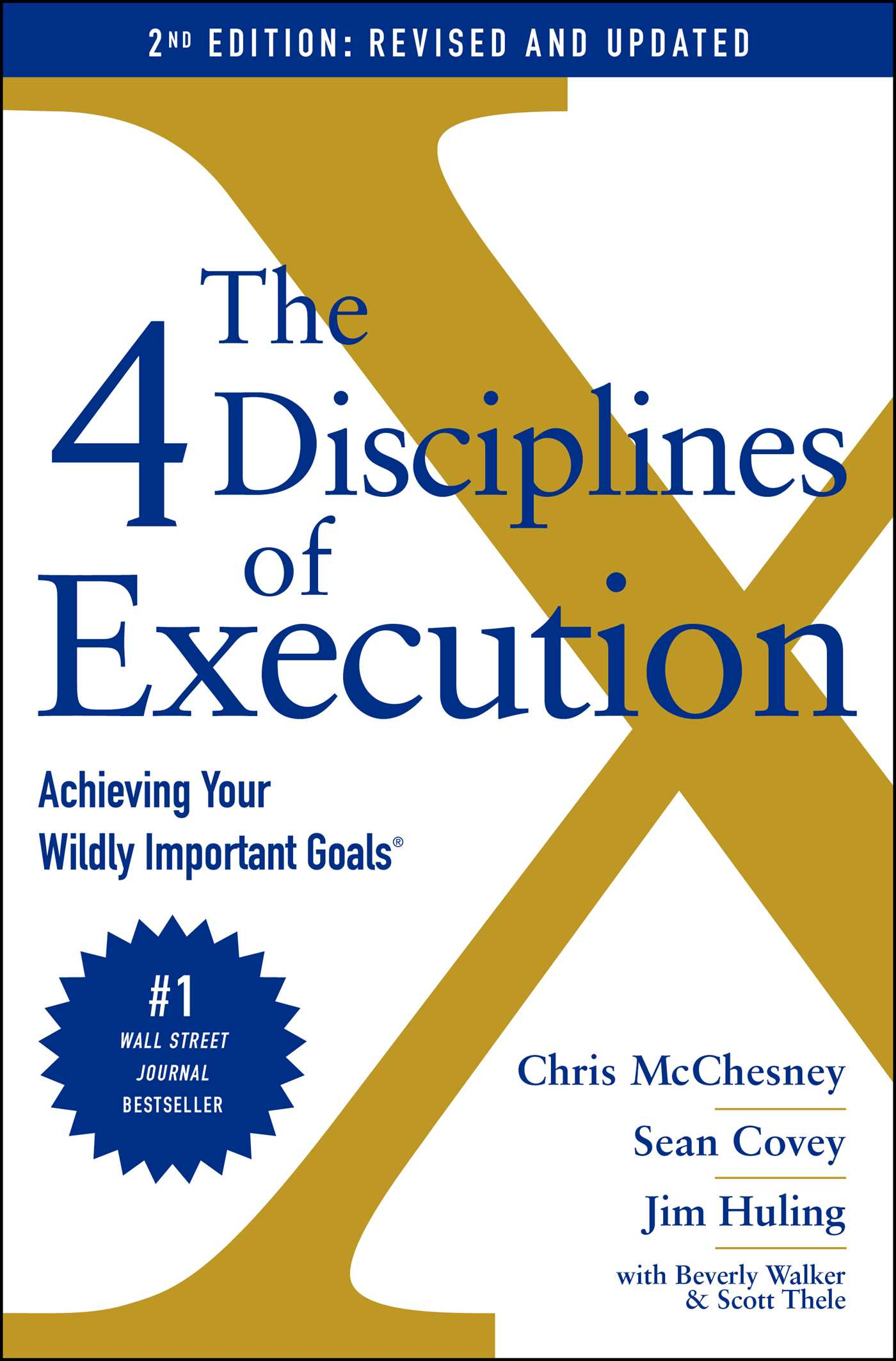 The 4 Disciplines Of Execution Pdf
