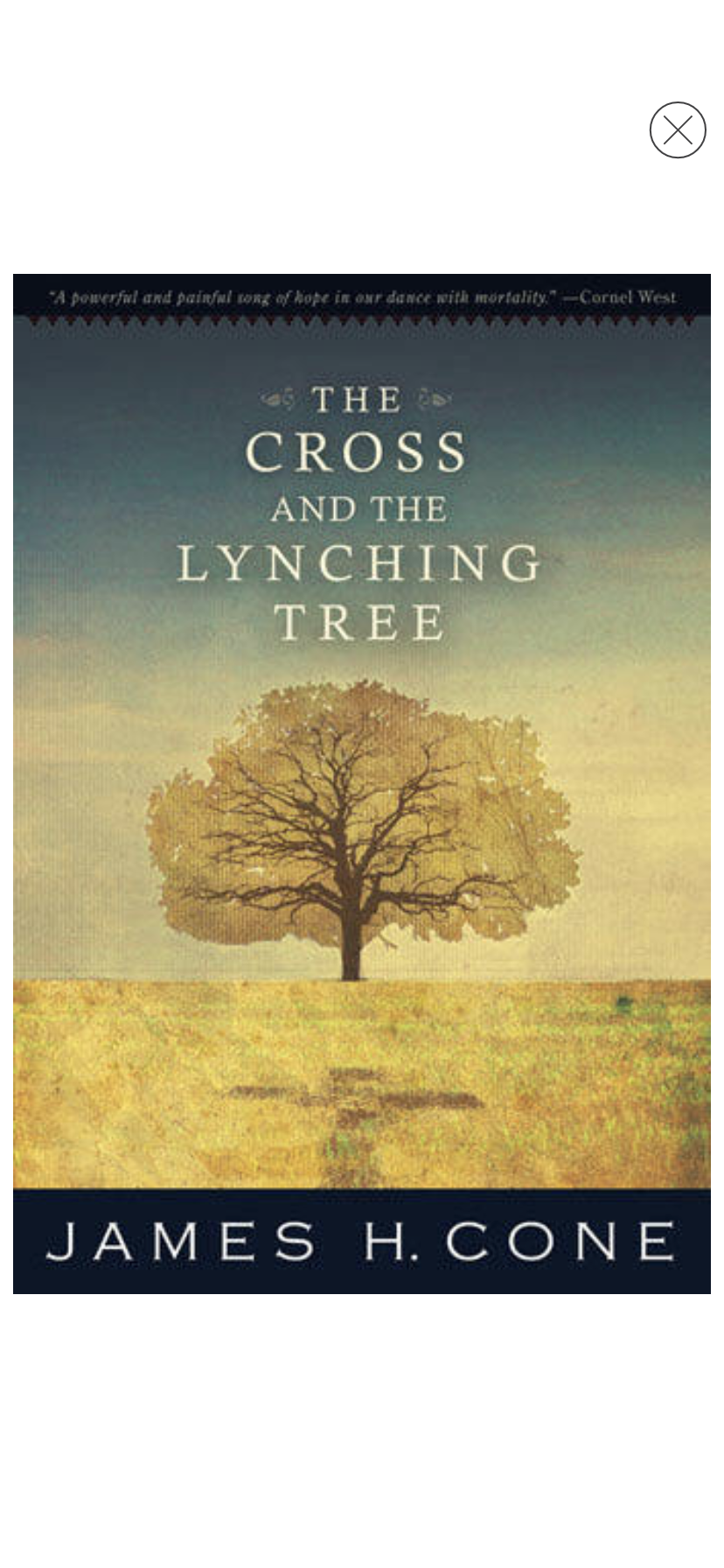 The Cross And The Lynching Tree Pdf