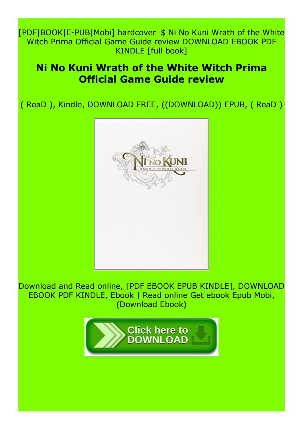 The Green Witch Book Pdf