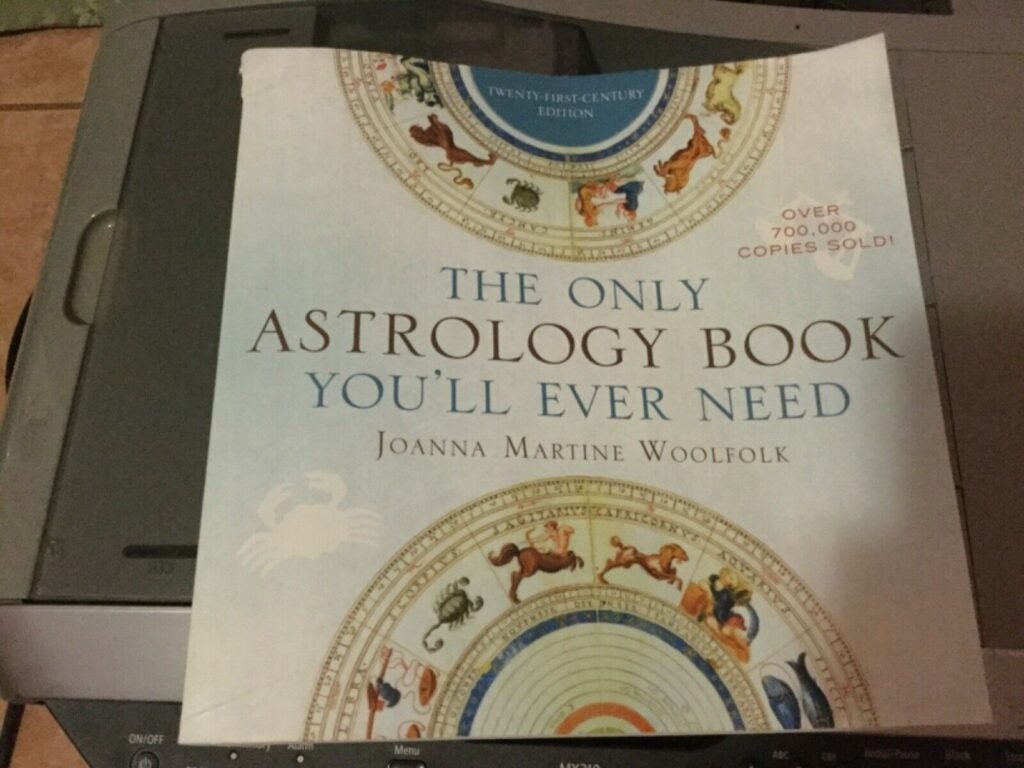 The Only Astrology Book Pdf Free