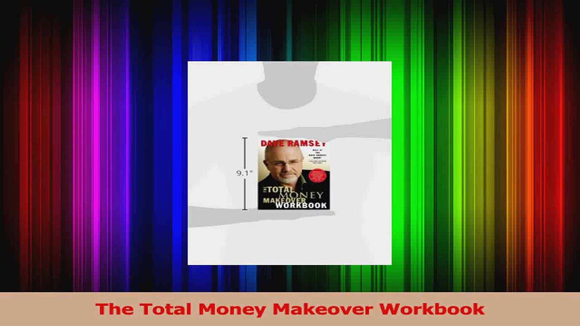 Total Money Makeover Workbook Pdf Download