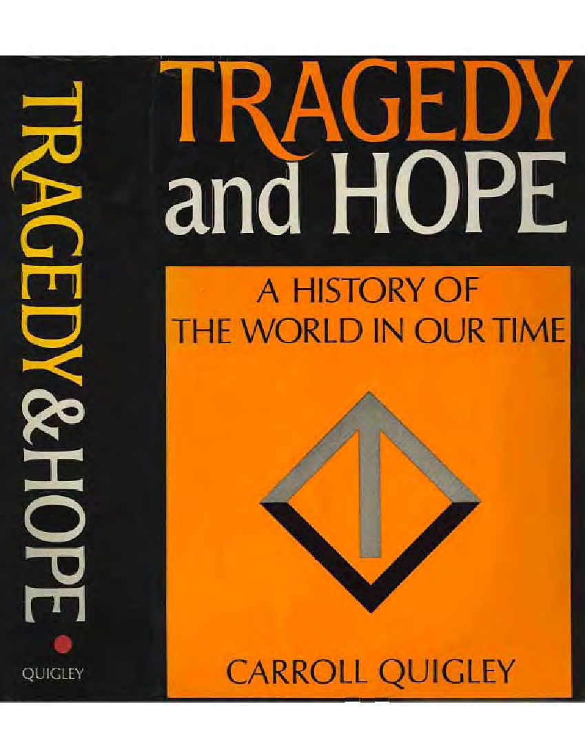 Tragedy And Hope Pdf