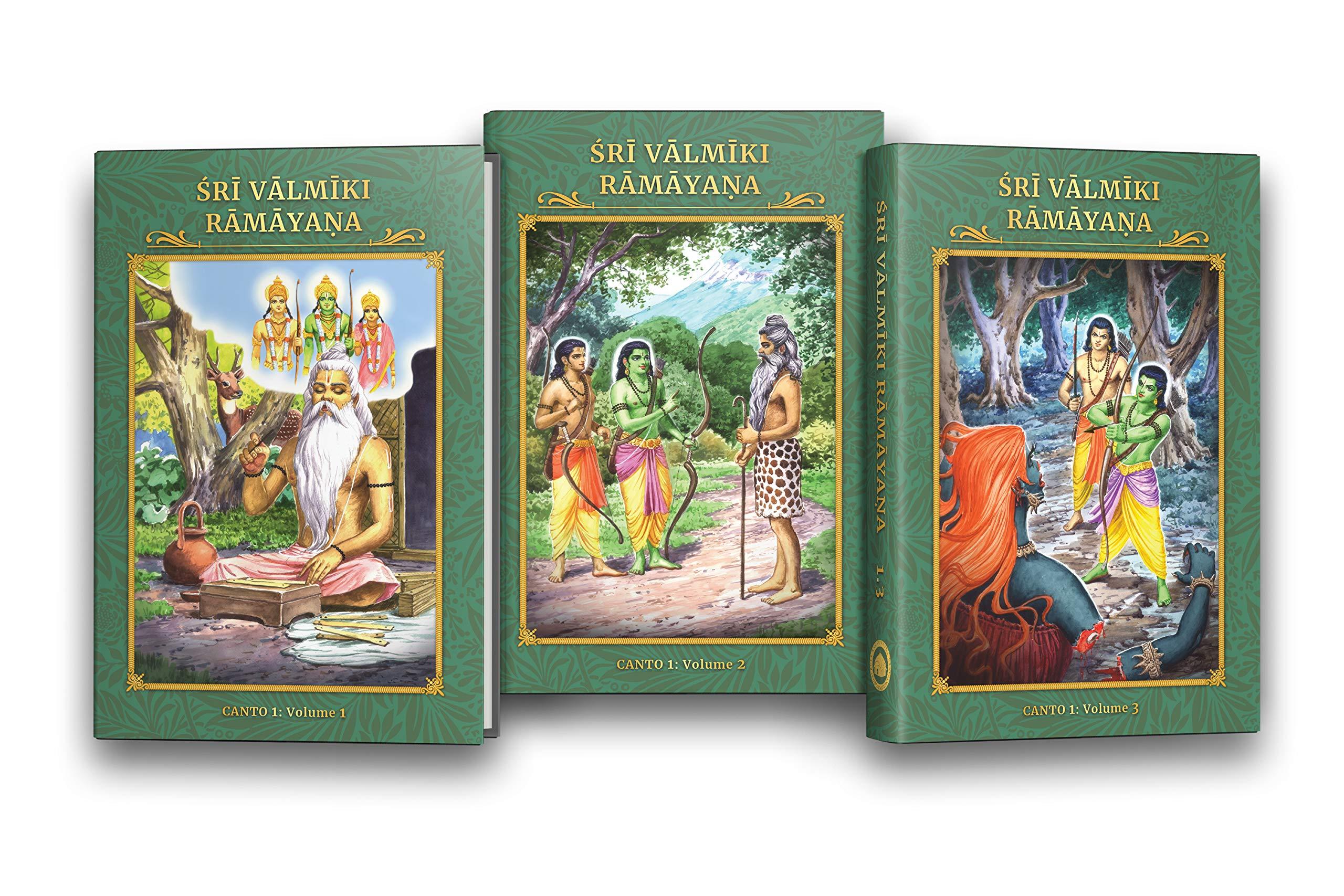 Valmiki Ramayana Original Book Pdf