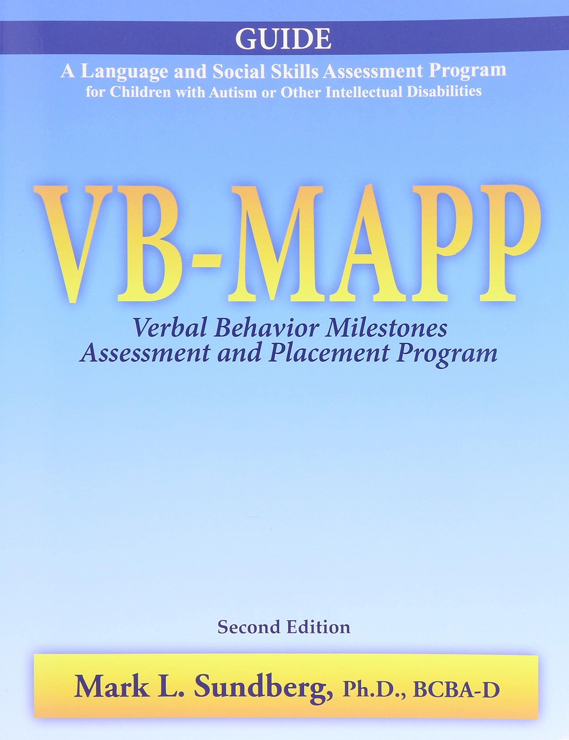 Vb Mapp Milestones Assessment Pdf