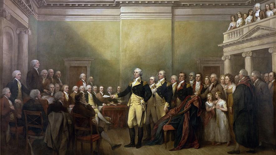 Washington's Farewell Address Pdf