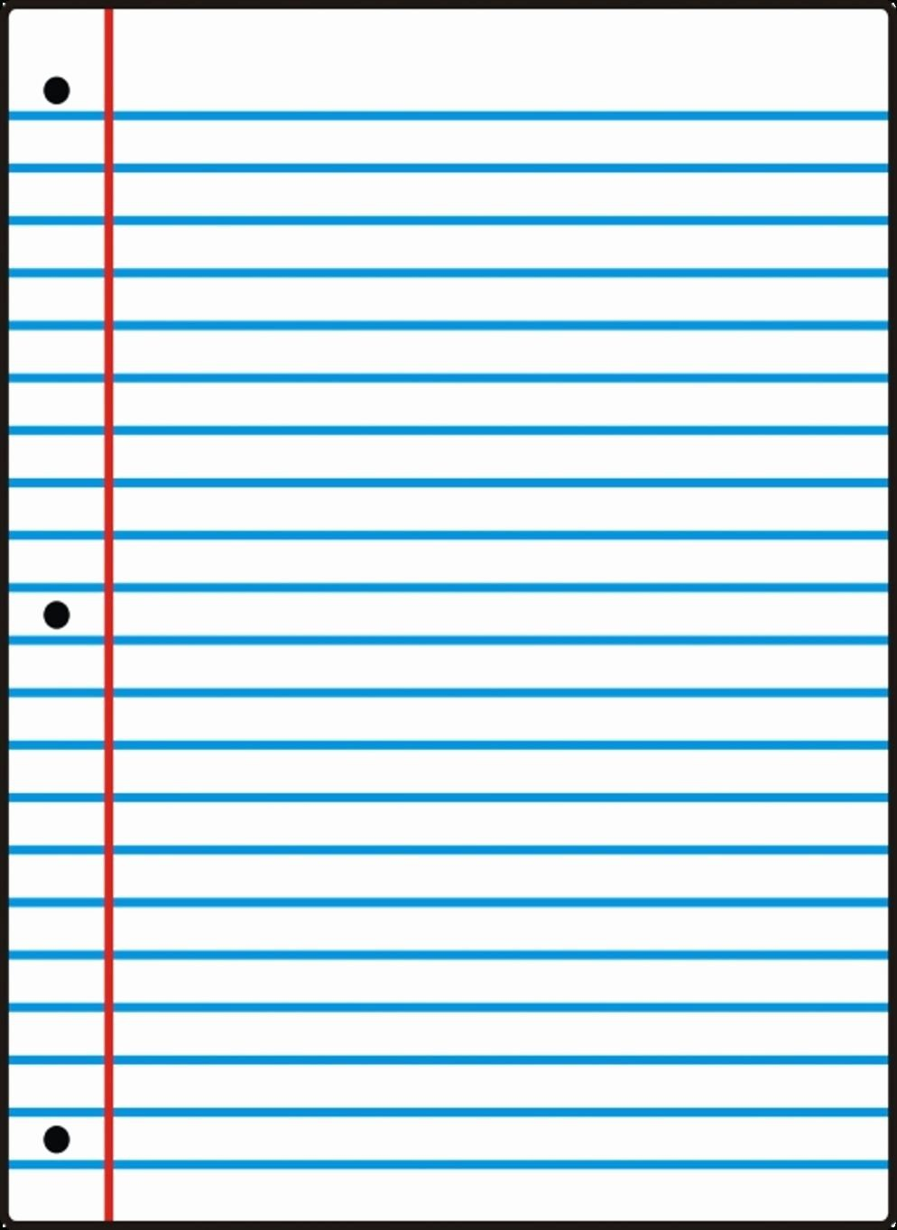 Wide Ruled Notebook Paper Pdf