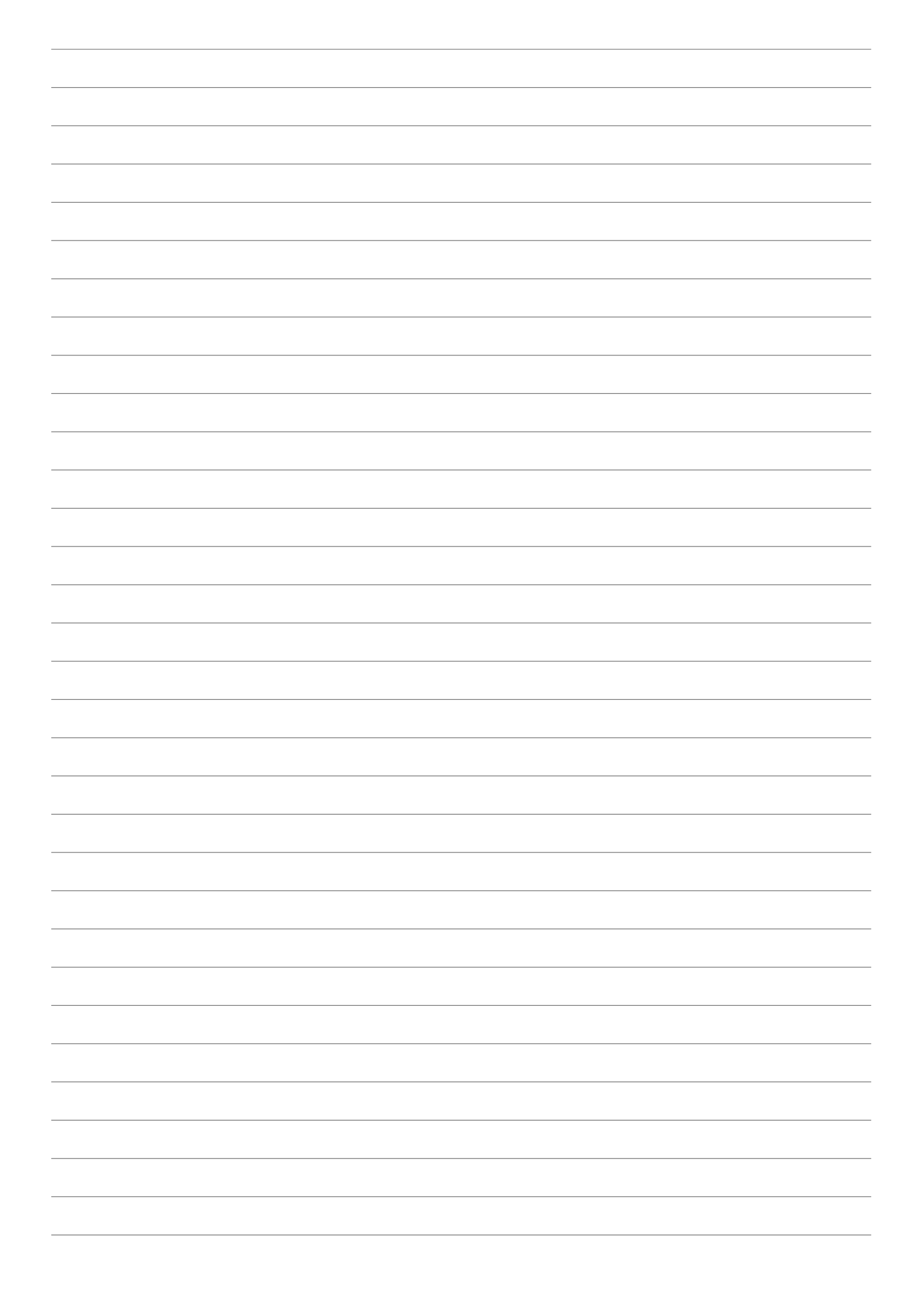 Wide Ruled Printable Lined Paper Pdf