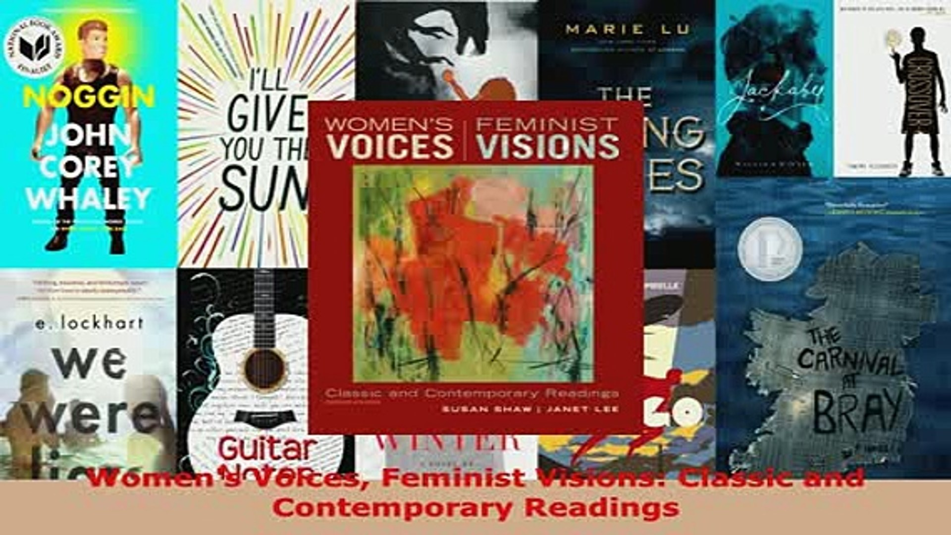 Womens Voices Feminist Visions Pdf
