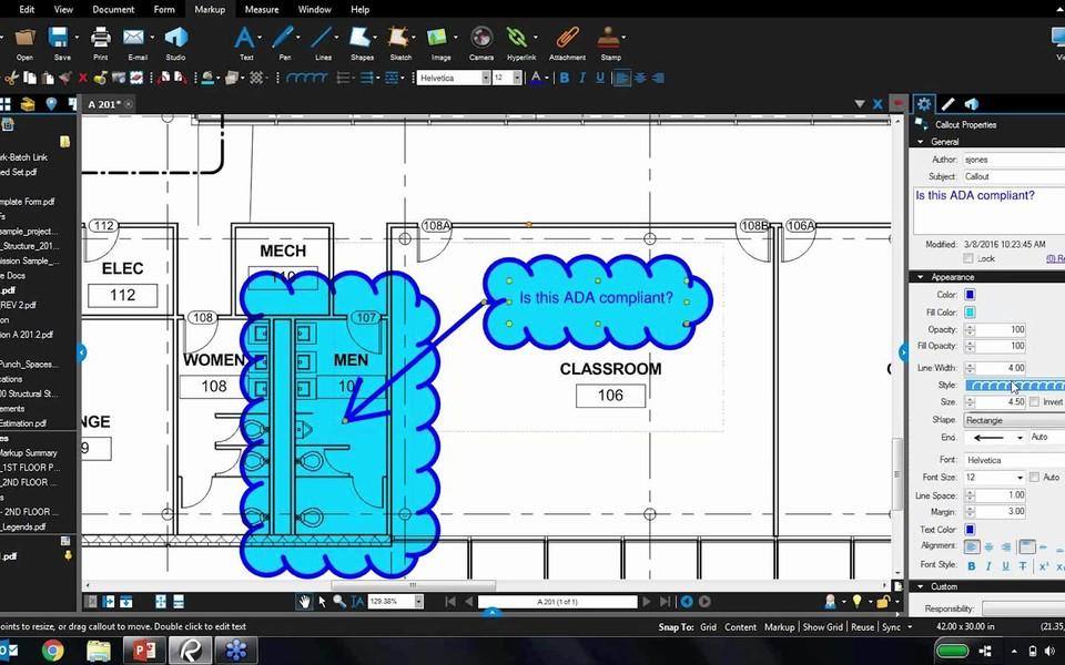 Bluebeam 3d Pdf Measure