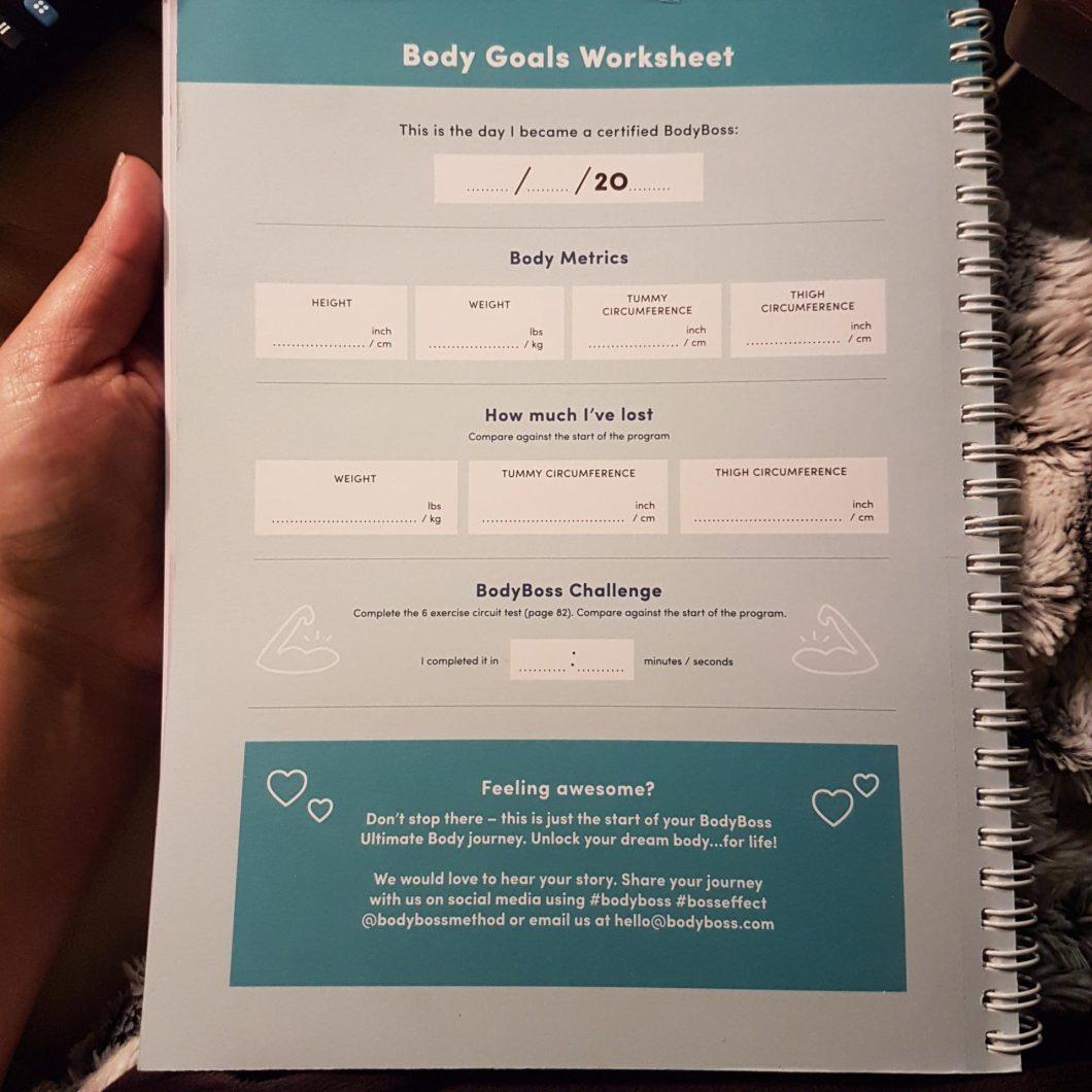 Body Boss Method Pdf