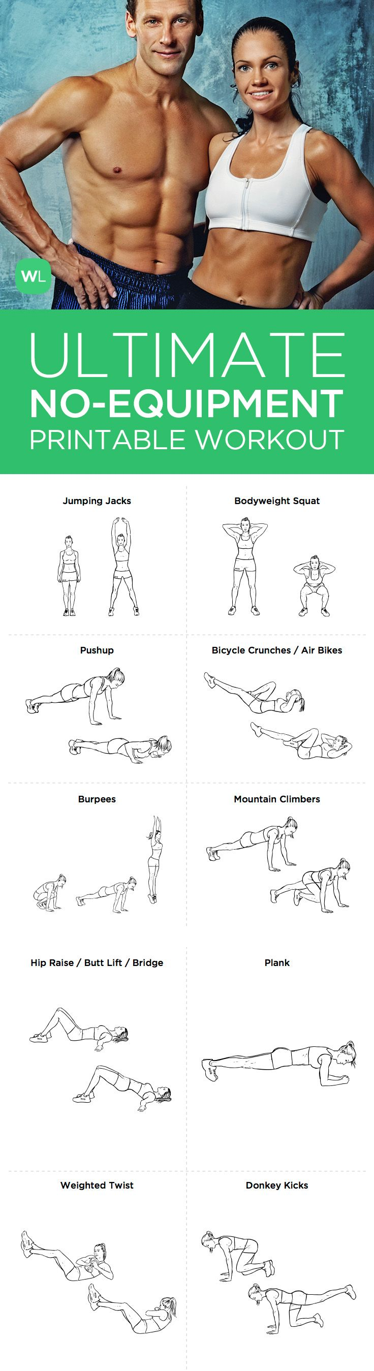 Bulking Workout Plan Pdf At Home