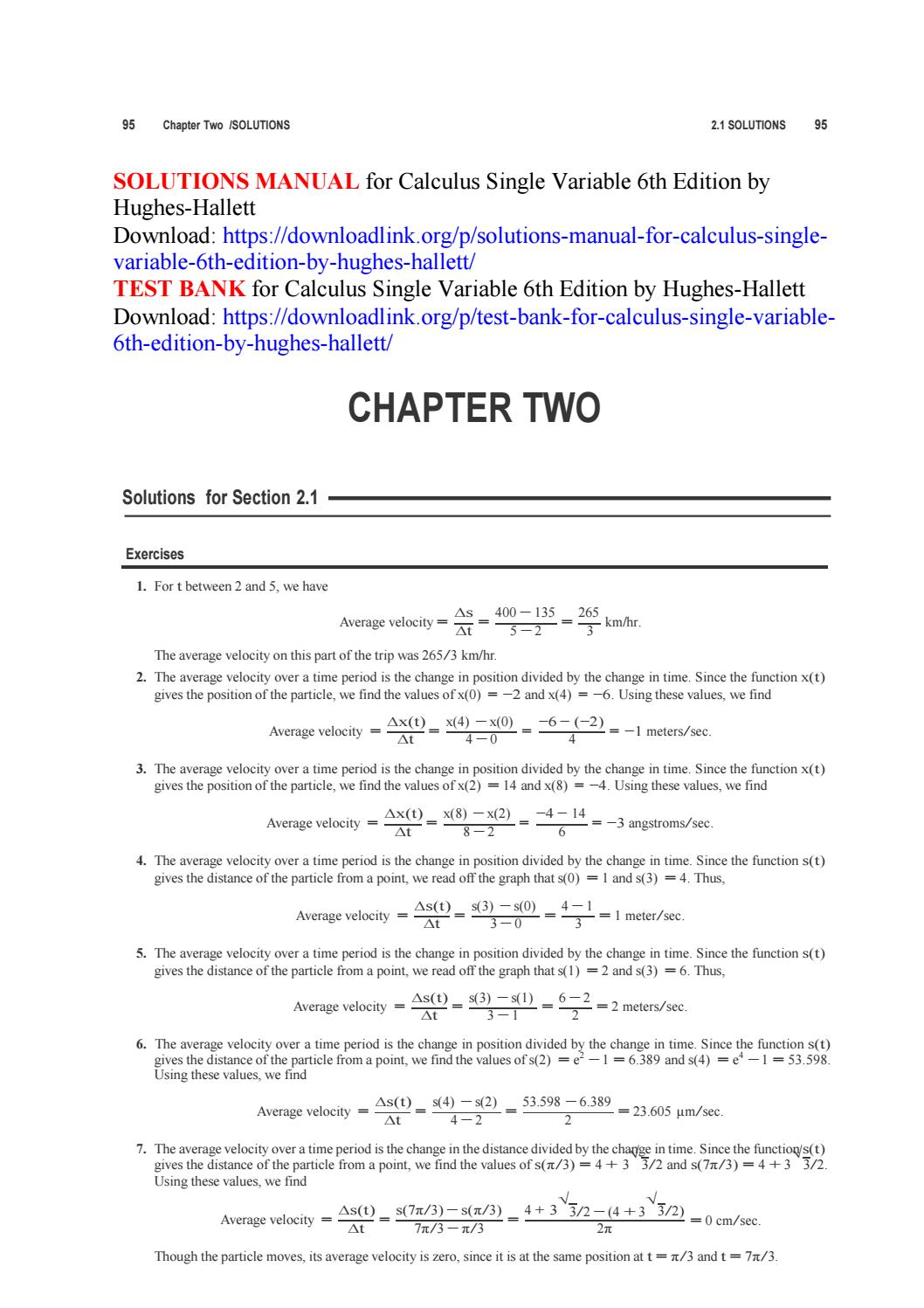Calculus Single And Multivariable 7th Edition Pdf