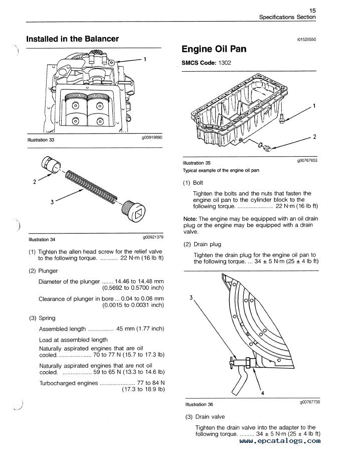 Caterpillar Service Manual Pdf