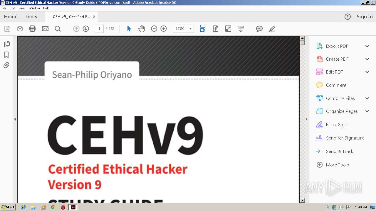 Certified Ethical Hacker Pdf Study Guide