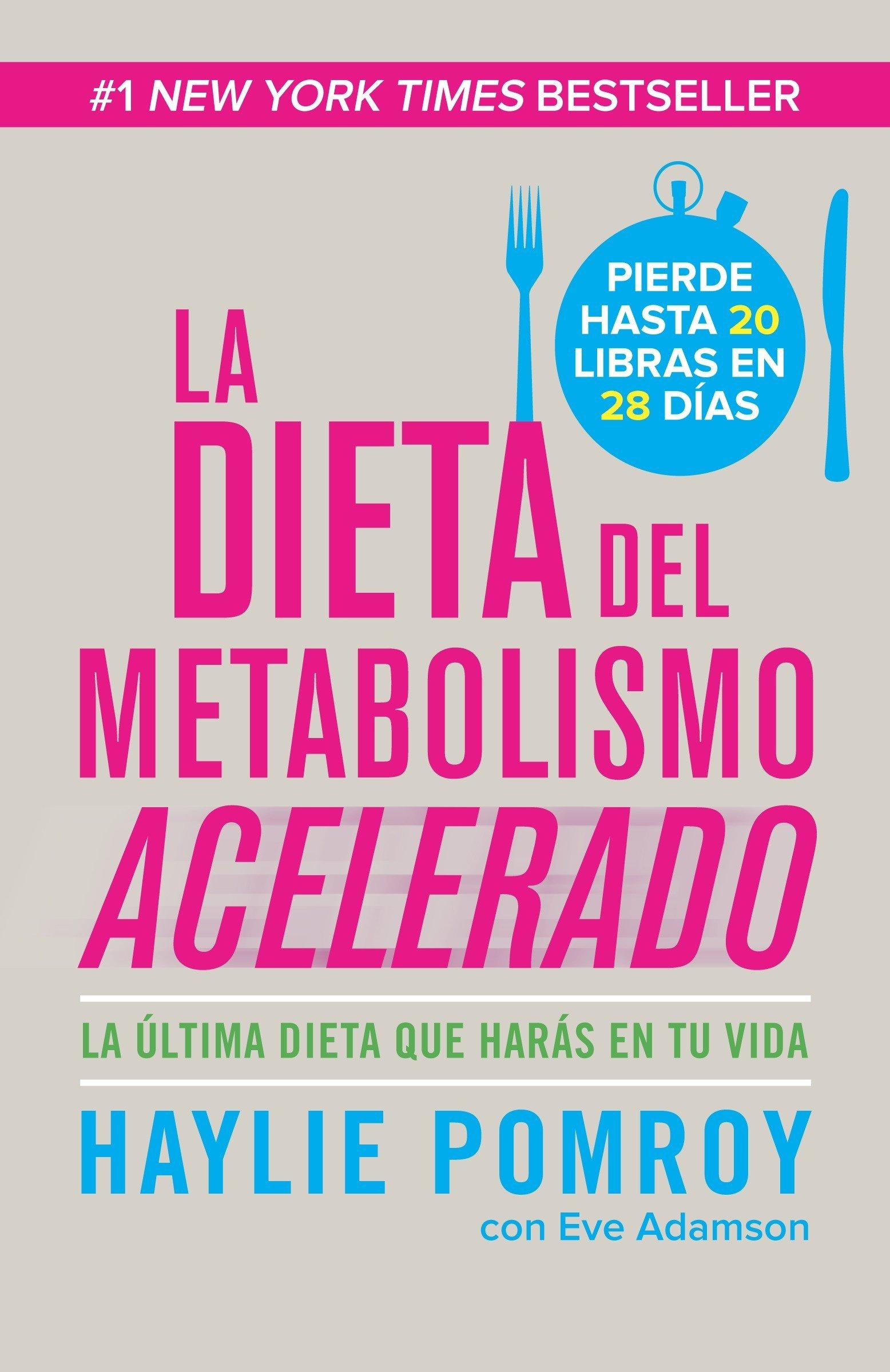 7 Dias Dieta Del Metabolismo Acelerado Pdf