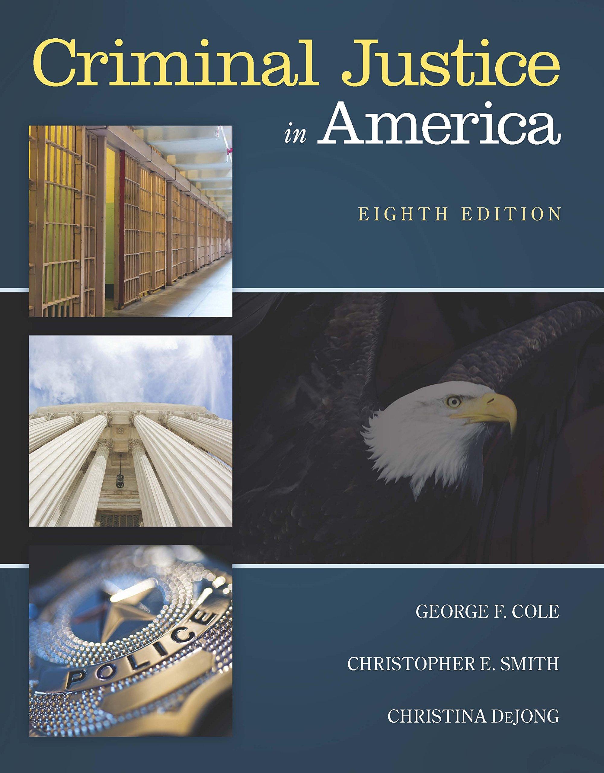 Criminal Justice In America 9th Edition Pdf