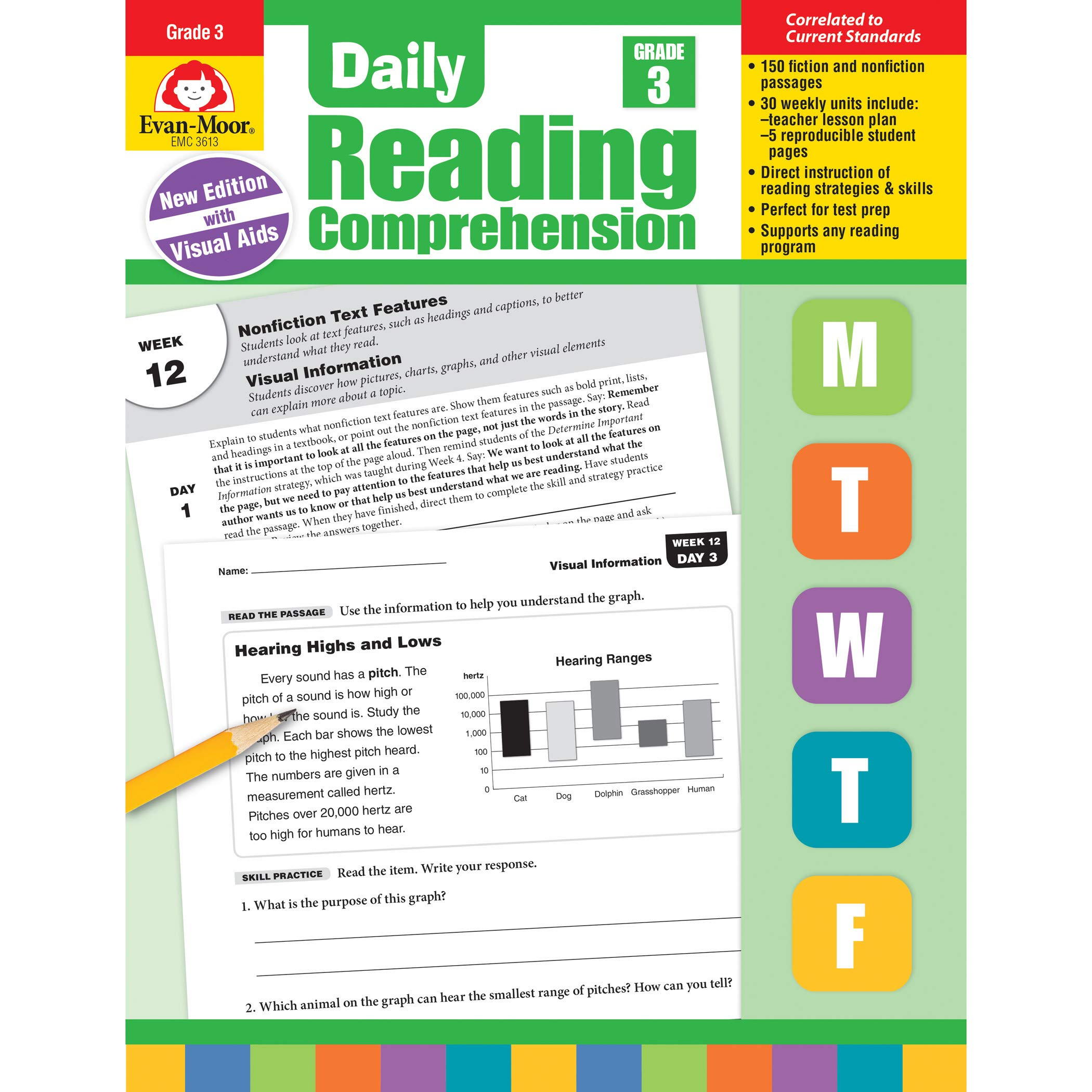 Daily Reading Comprehension Grade 3 Pdf