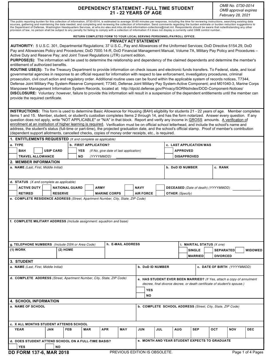 Dd Form 2656 Jan 2018 Pdf