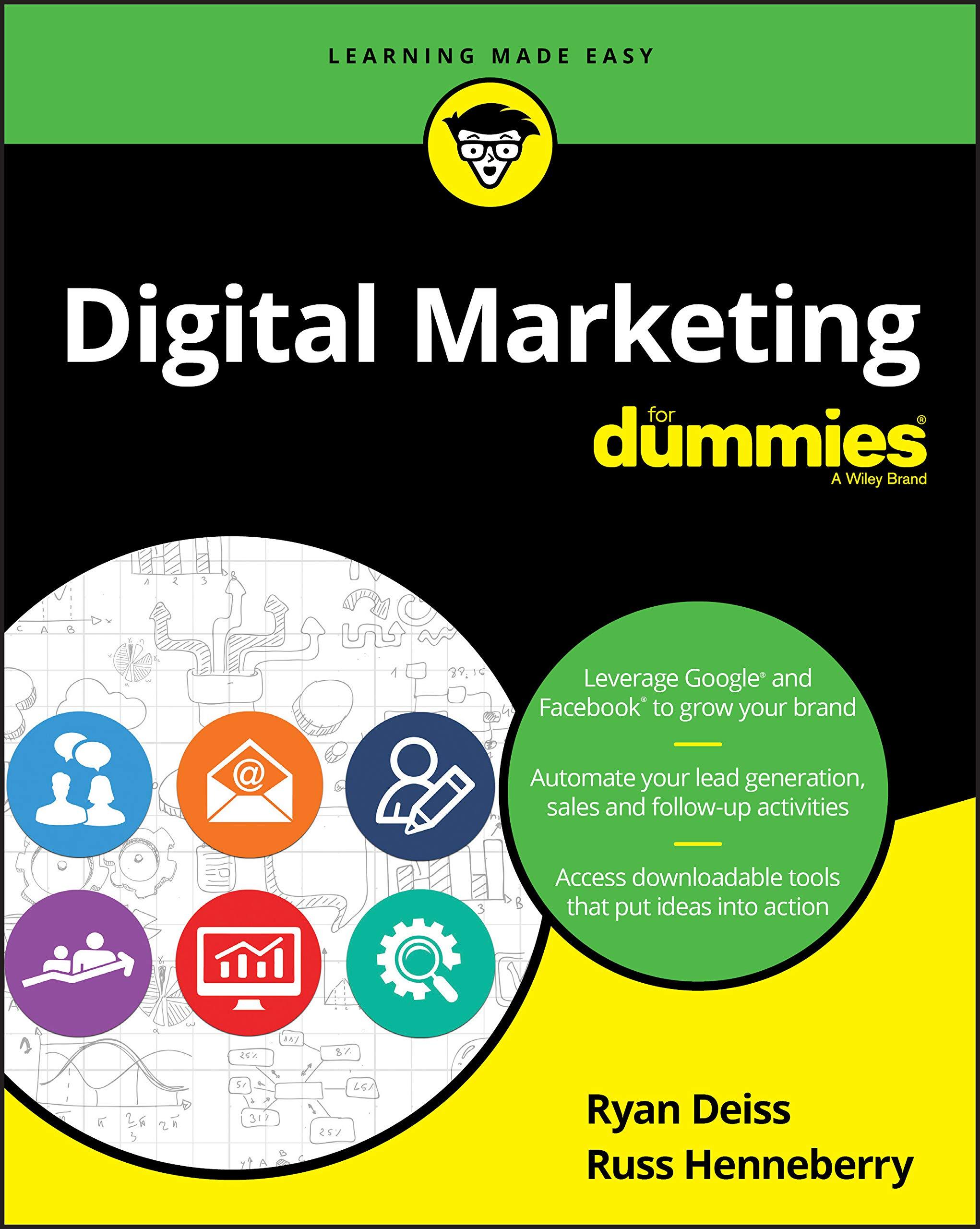 Digital Marketing For Dummies Pdf Free Download