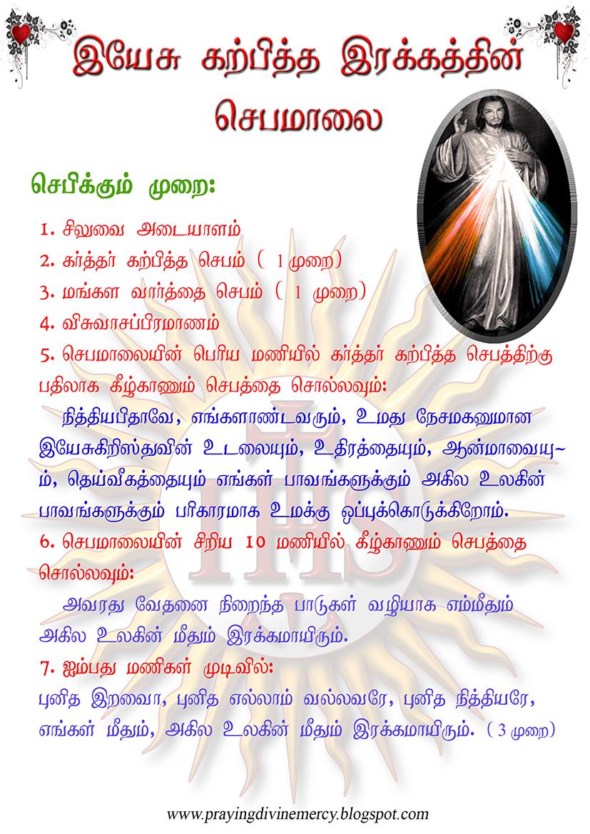 Divine Mercy Novena Prayer Pdf